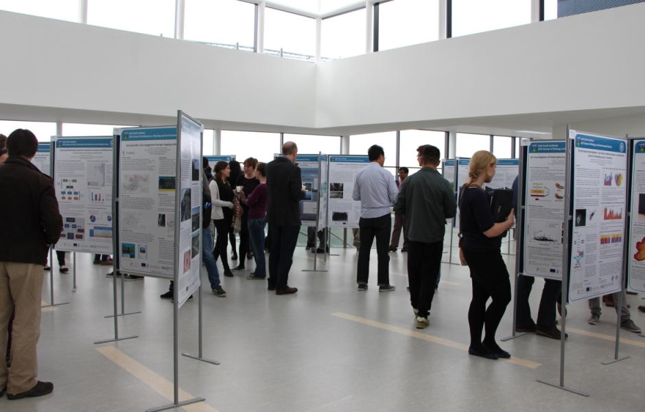 Research Exhibition from UCD Earth Institute