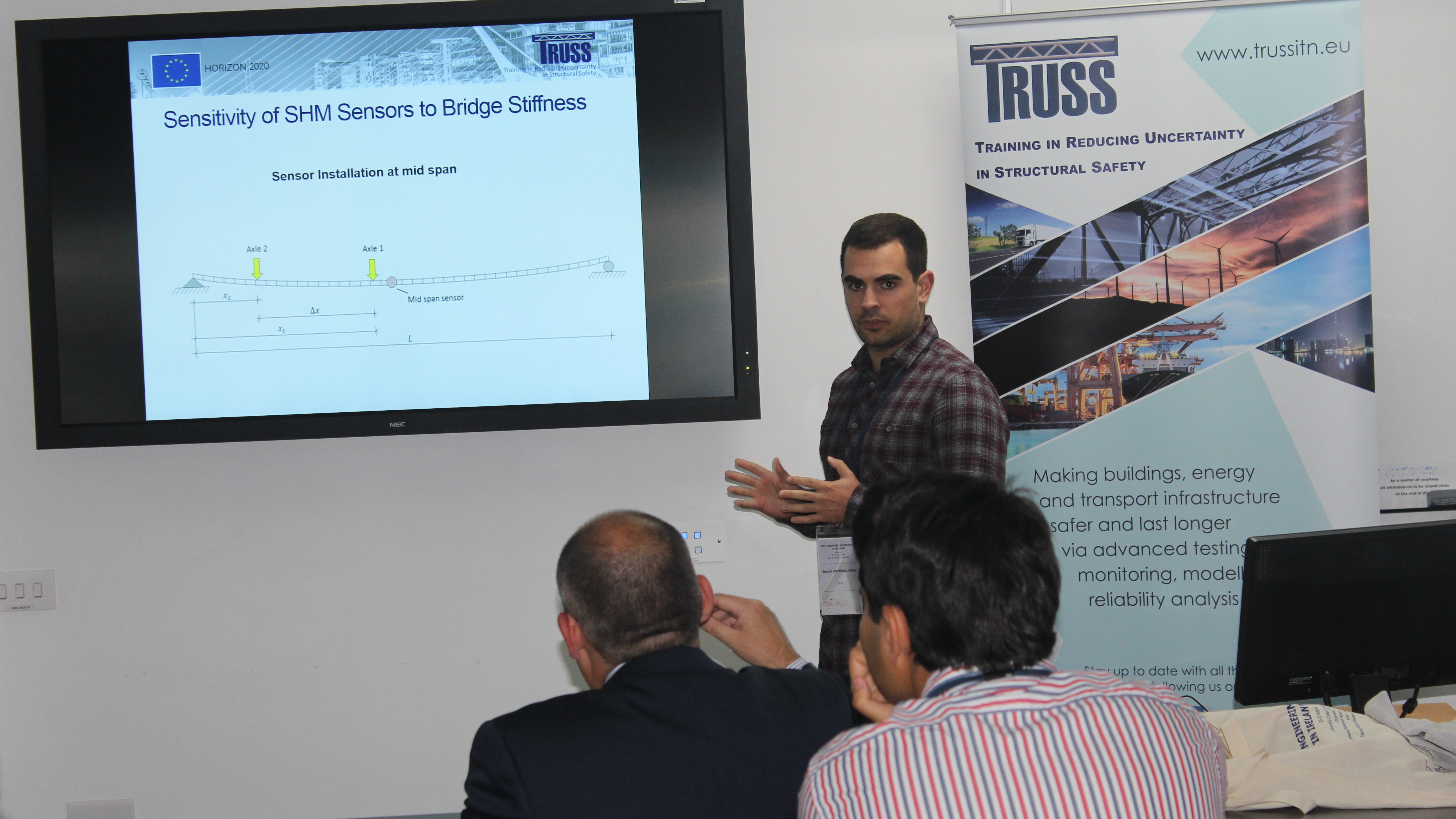 TRUSS_Workshop2018_ESR12_presenting